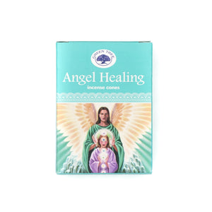 Incense - Angel Healing Cone