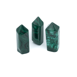 Malachite Standing Points $70