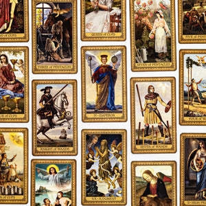 Influence Of The Angels Tarot Deck