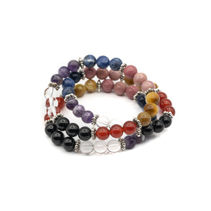 Happy Soul Signature Chakra Bracelet C - Regular Size