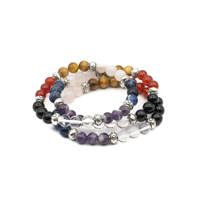 Happy Soul Signature Chakra Bracelet B - Large