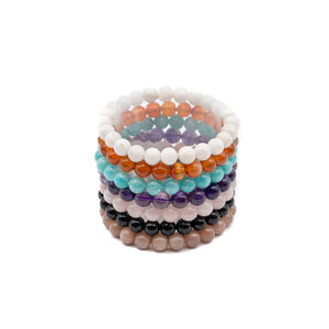 Bracelet Set - 7 Day's of Bracelets 8mm