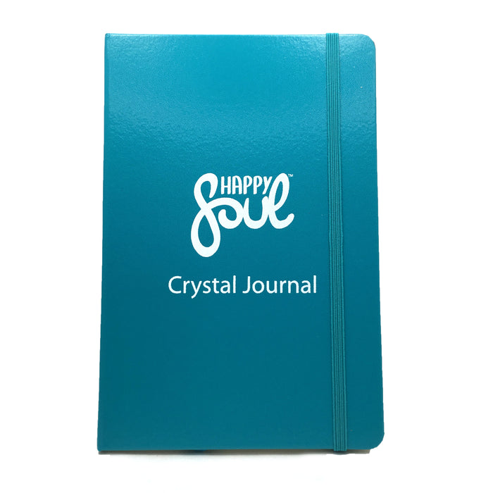 Happy Soul Crystal Journal