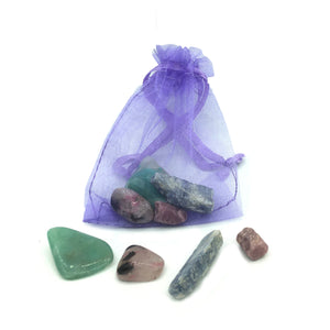 Journal Your Heart Out Crystal Set Happy Soul Online