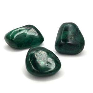 Malachite Tumbled Crystal - Happy Soul Online