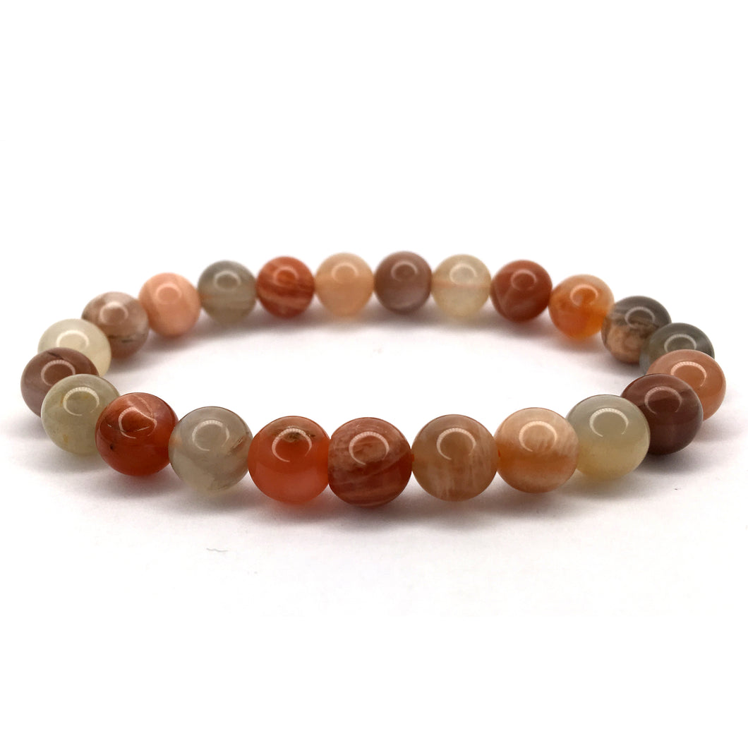 Moonstone Crystal Bracelet - Happy Soul Online