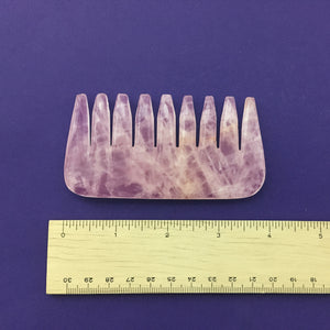 Rose Quartz Comb Happy Soul Online