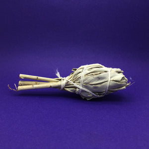 "White Sage 4"" Smudge Bundle Happy Soul Online"
