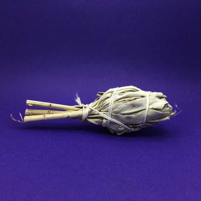"White Sage 4"" Bundle"