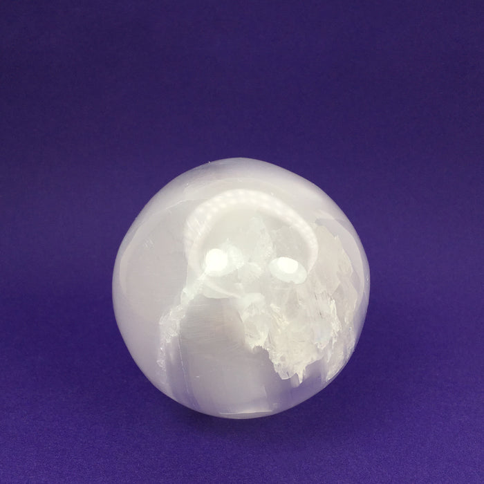 Selenite Sphere Medium