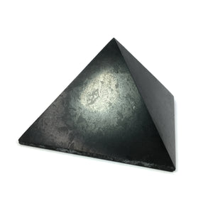 Shungite Crystal Pyramid Happy Soul Online