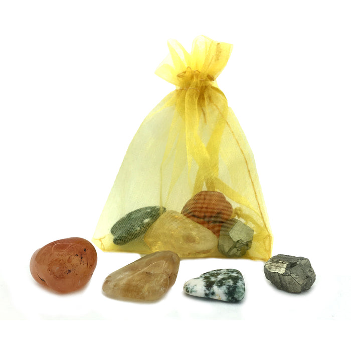 Start Your Own Business Crystal Set