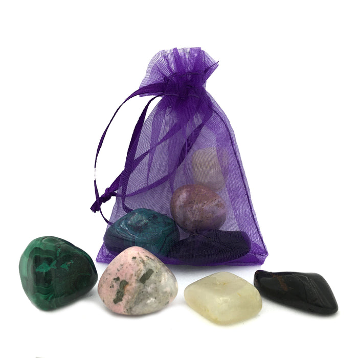 Travel Crystal Set