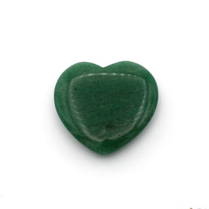 Green Aventurine Heart $20