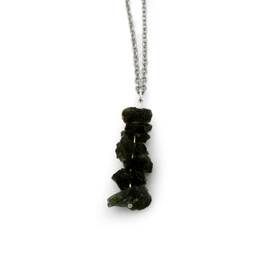 Necklace - Moldavite $120