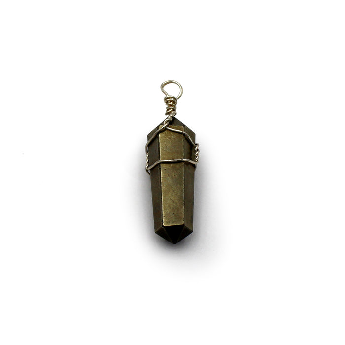 Pendant - Pyrite Point