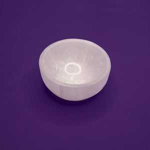Selenite Charging Bowl $40