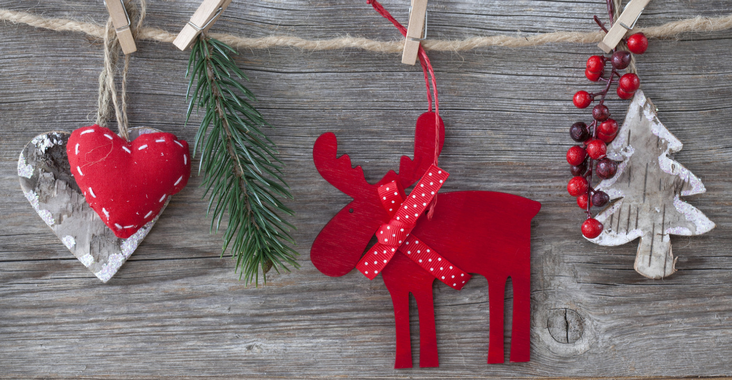 Our top 5 tips for decorating your home this Christmas