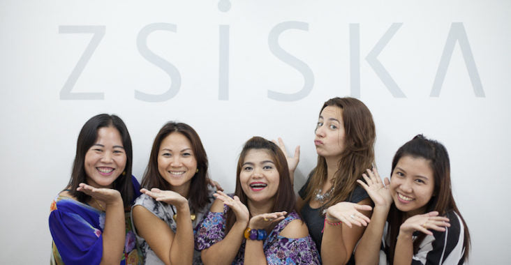 Introducing Zsiska – Ethical resin jewellery from Thailand