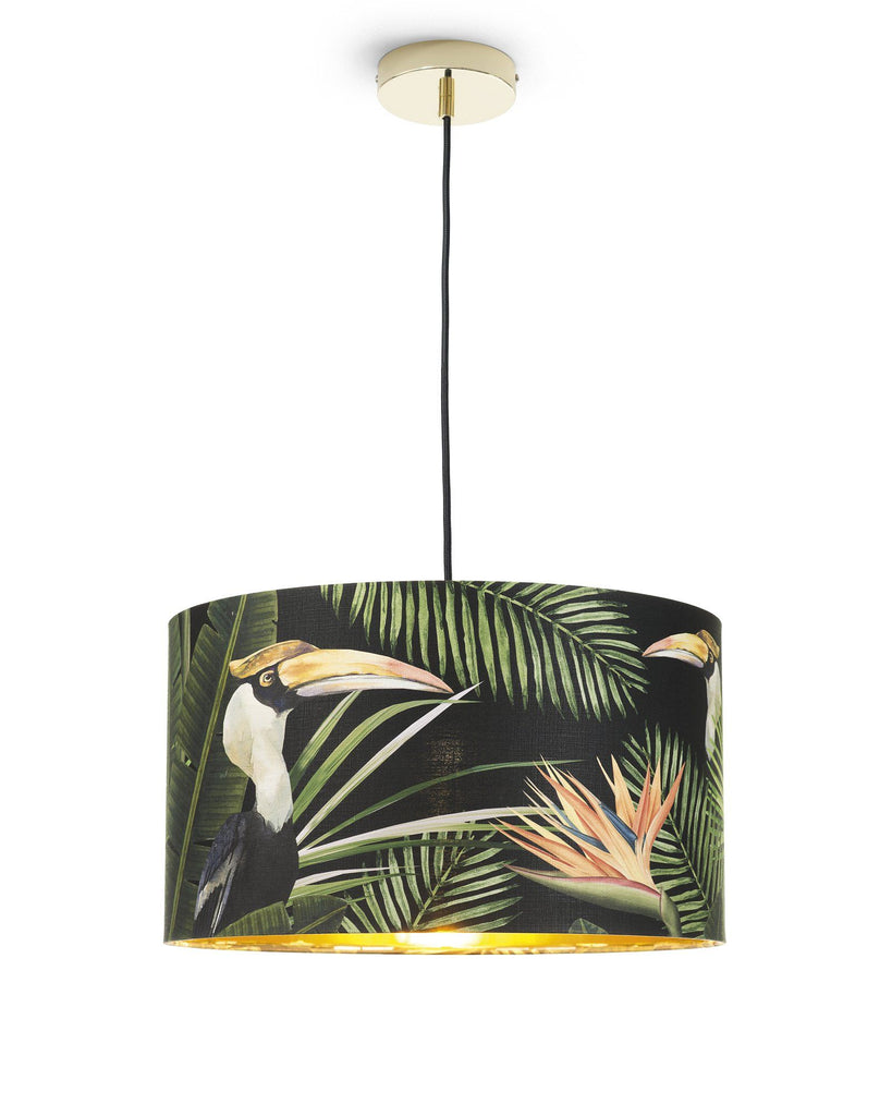 Birds of Paradise Pendant Light | Banbayu