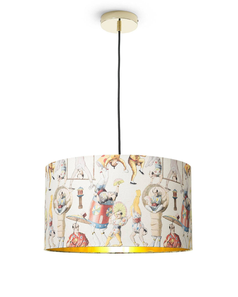 Asian Circus Pendant Light | Banbayu