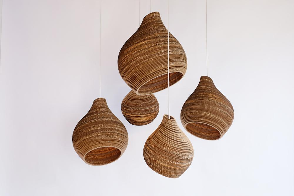 Hive9 Pendant Light