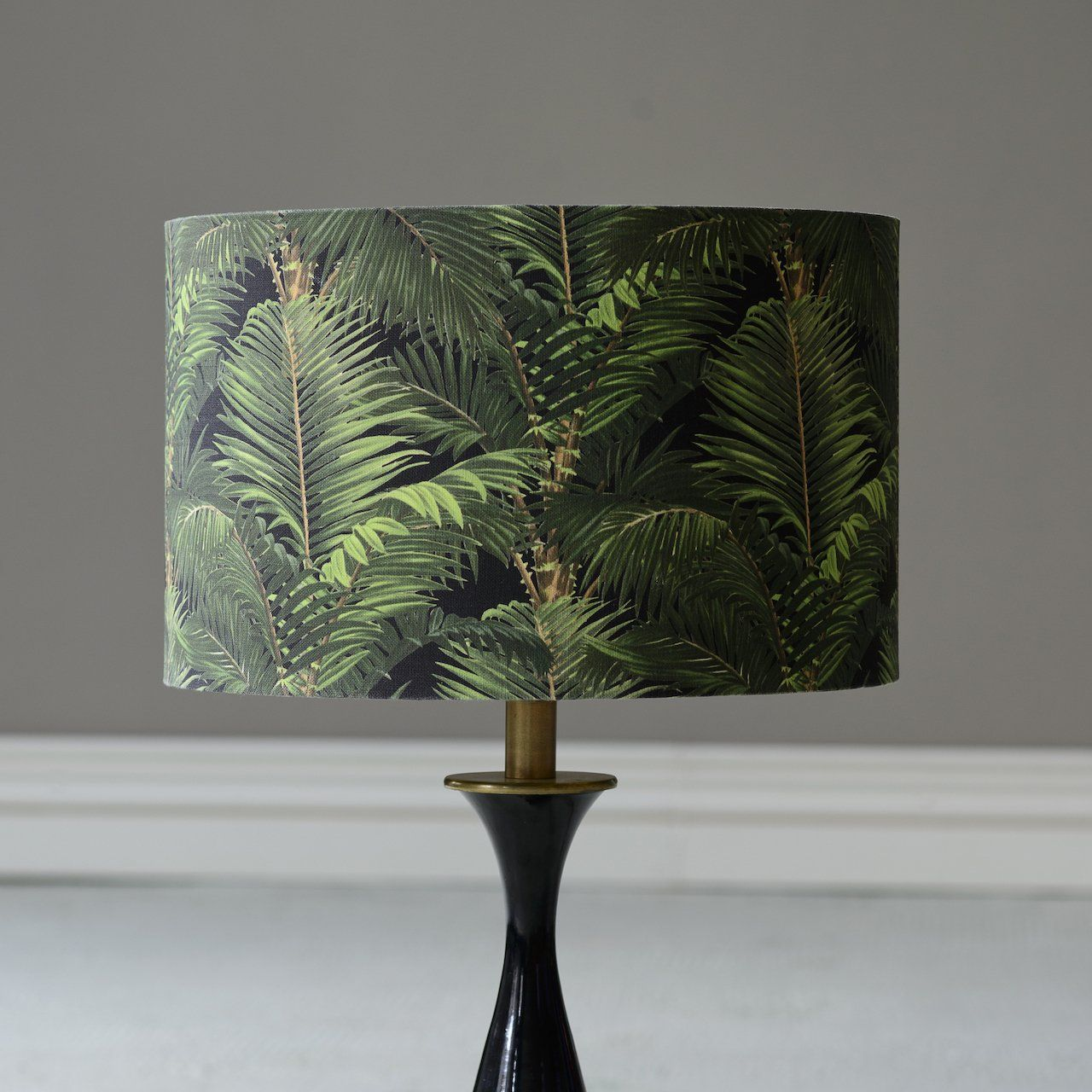 Jardin Tropical Drum Shade | Banbayu