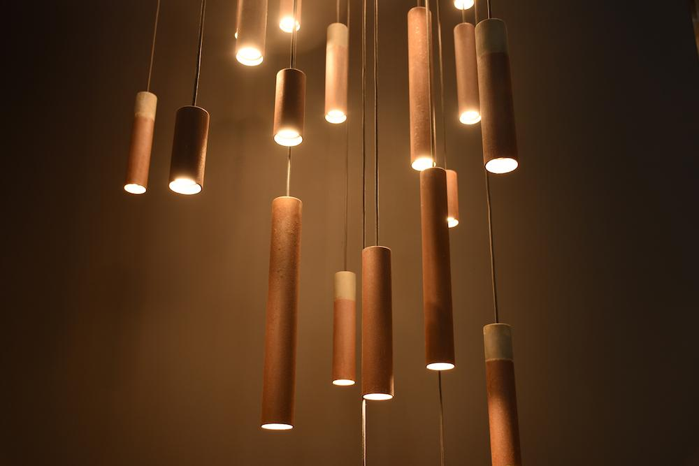Roest Vertical 15 Pendant Light