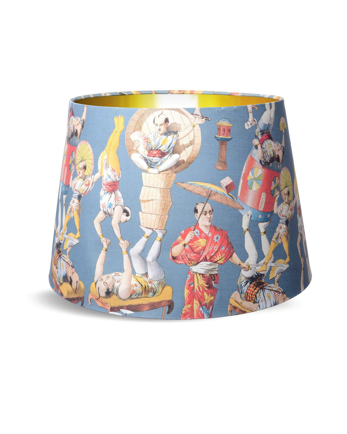 Asian Circus Blue Cone Shade | Banbayu