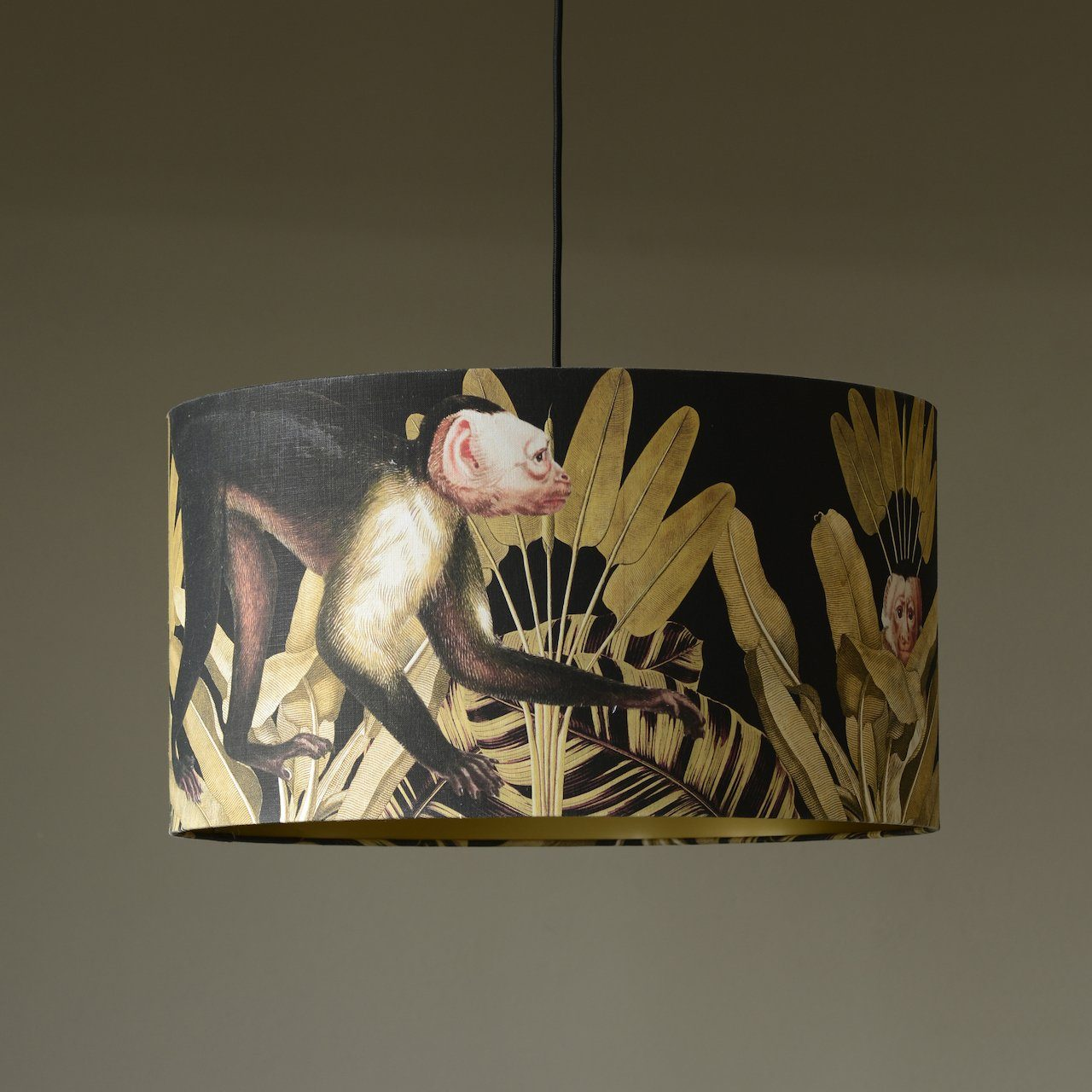 Monkey Drum Shade | Banbayu