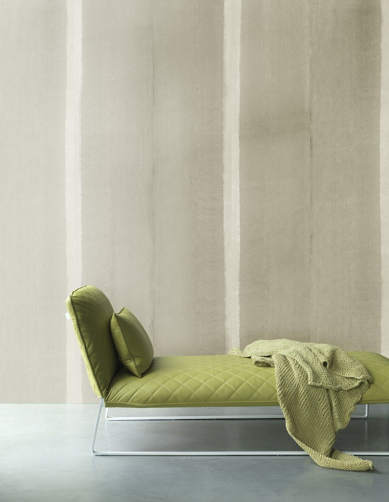 Wallpaper - Washi Green by Piet Boon