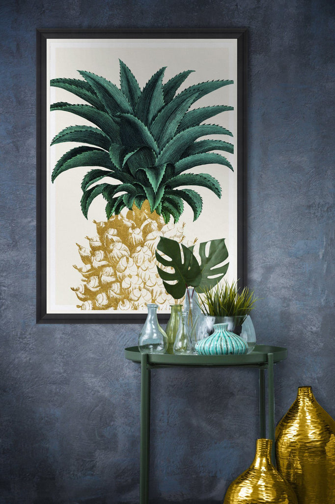 Wall Art - Pineapple Sweet