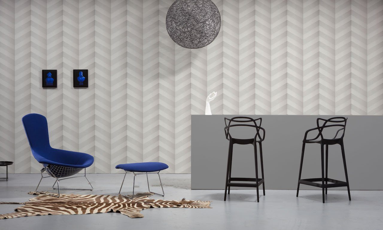 Wallpaper - Graphic Chevron by Studio Boot