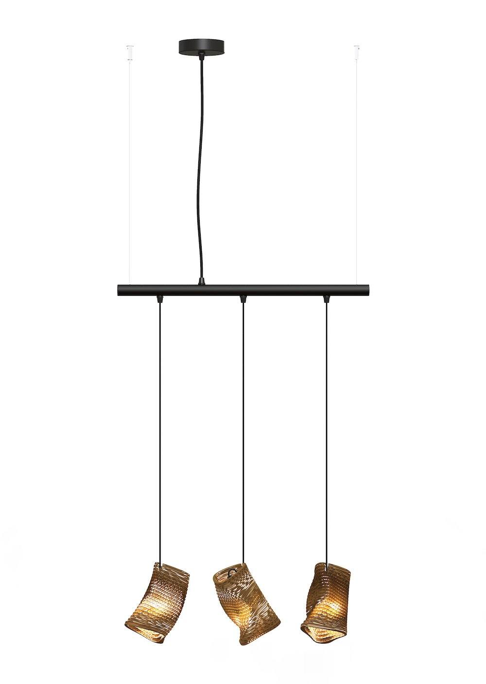 Moa Linear3 Pendant Light | Banbayu