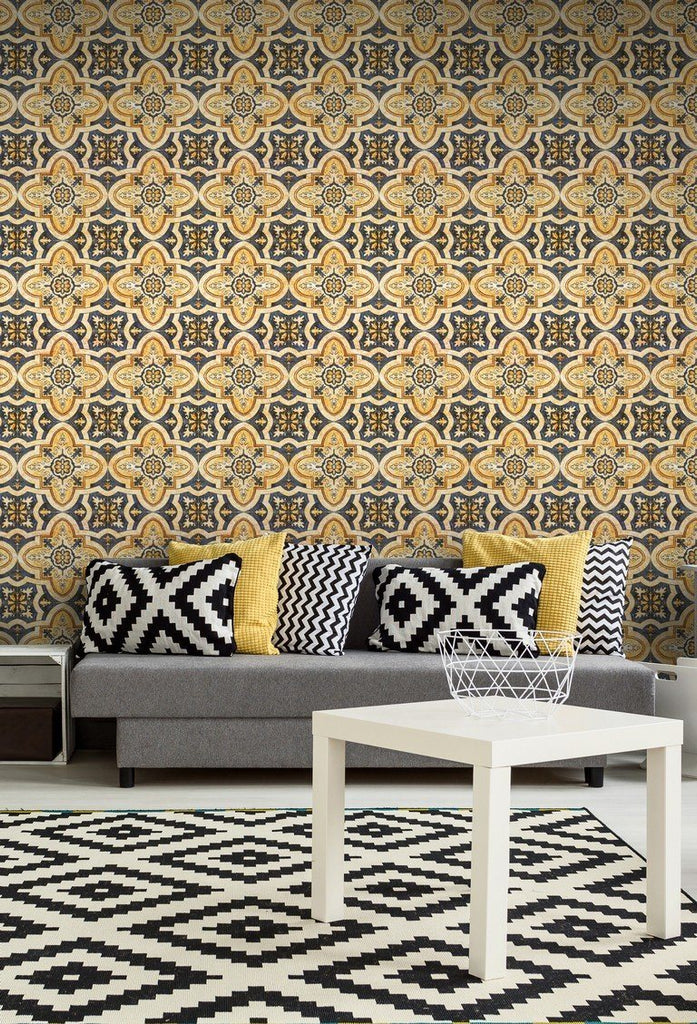 Wallpaper - Maghreb Tile