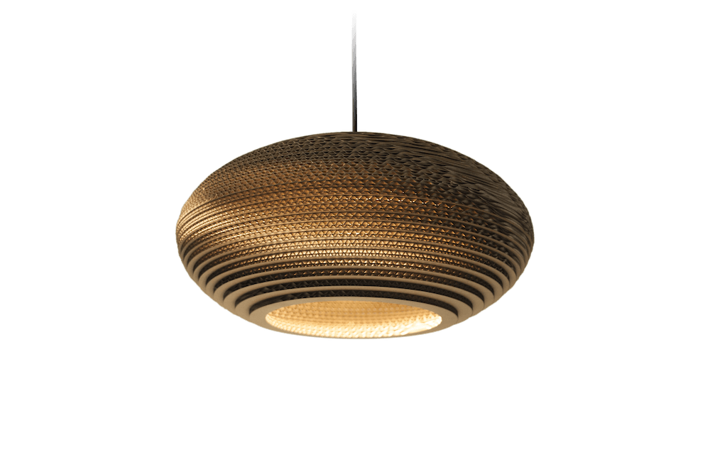 Disc Pendant Light
