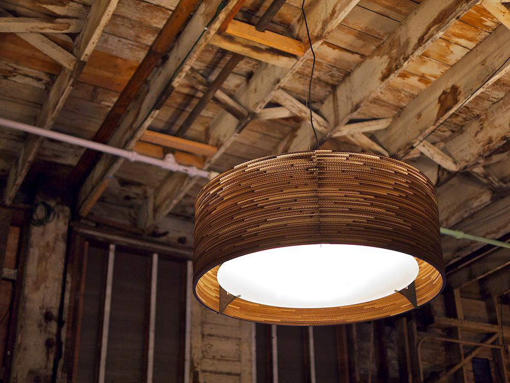 Drum Pendant Light | Banbayu