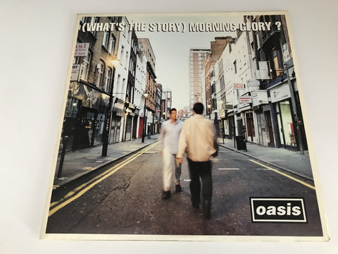 Lp Oasis (What's the story) morning glory?