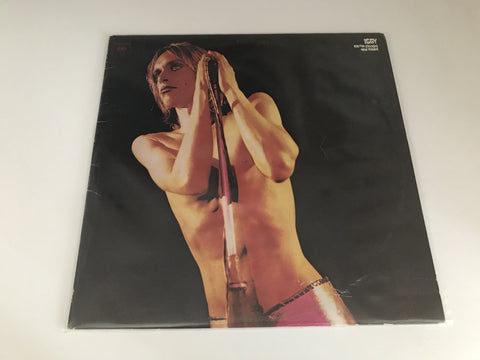 Lp Iggy and The stooges raw power