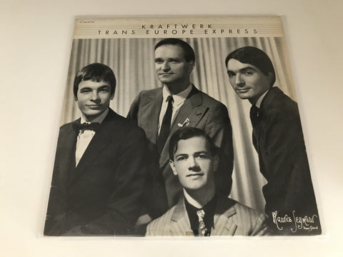 Lp Kraftwerk trans europe express