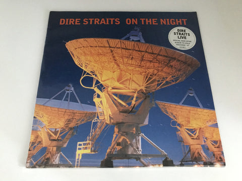 Lp Dire Straits on the night