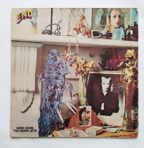 LP BRIAN ENO HERE COME THE WARM JETS