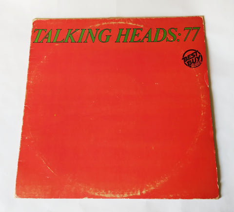LP TALKING HEADS:77
