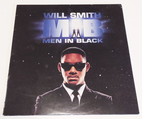 LP WILL SMITH MEN IN BLACK