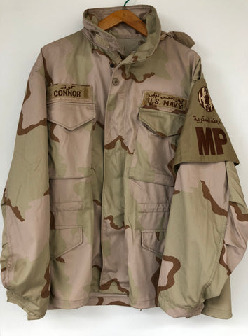 Giacca militare Alpha Industries Afghanistan TGXL