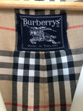 Trench Burberry 80's TgM