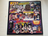 LP KISS - UNMASKED CASABLANCA 1980 GLAM ROCK