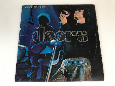 LP The Doors - Absolutely Live