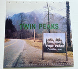 LP OST TWIN PEAKS DRAMA TV SERIES ANGELO BADALAMENTI ORIGINAL 1990 Rare!