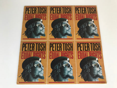 LP Peter Tosh - Equal Rights